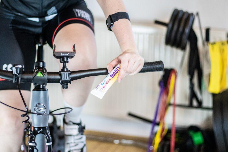 Gels beim Radfahren - Richtige Ernährung für Radfahrer und mehr Energie.