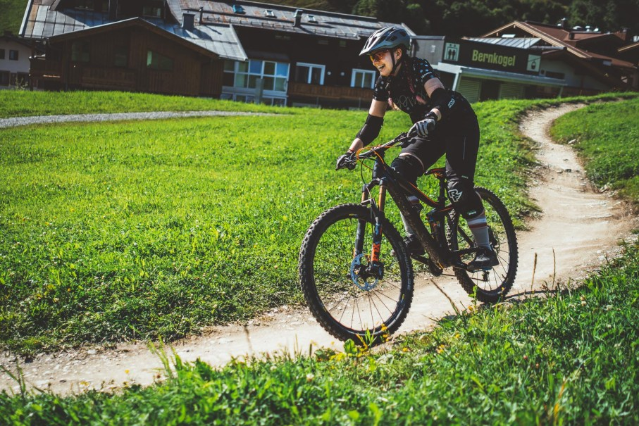 fahrtechnik learn to ride park saalbach anfaenger