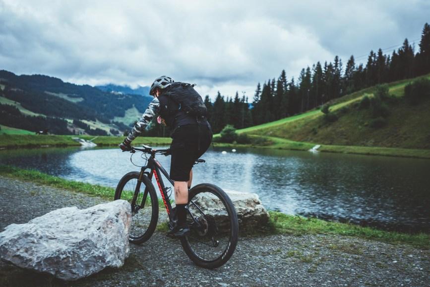 saalbach hinterglemm fahrradurlaub mountainbike touren