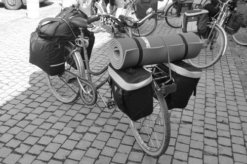 Bikepacking - Radreisen mit Gepäck Rumänien