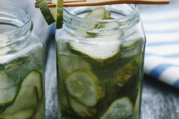 Two Yummies We Would Like to Try: Homemade Pickles and Mega Omega Farfalle