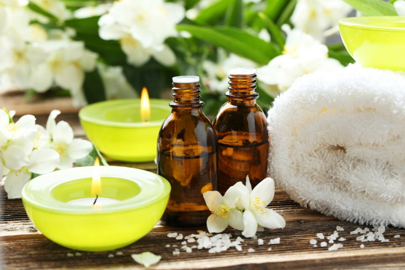 Health and Wellness Tip:  Let's Liven Our Lives with Aromatherapy!