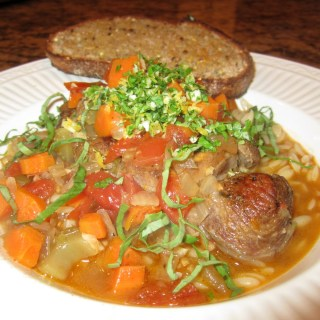 A Relaxing Evening and Veal Osso Buco: What a Combo!