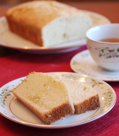 Eggnog Pound Cake Lisa S Dinnertime Dish