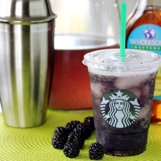 (Copycat) Very Berry Hibiscus Refresher