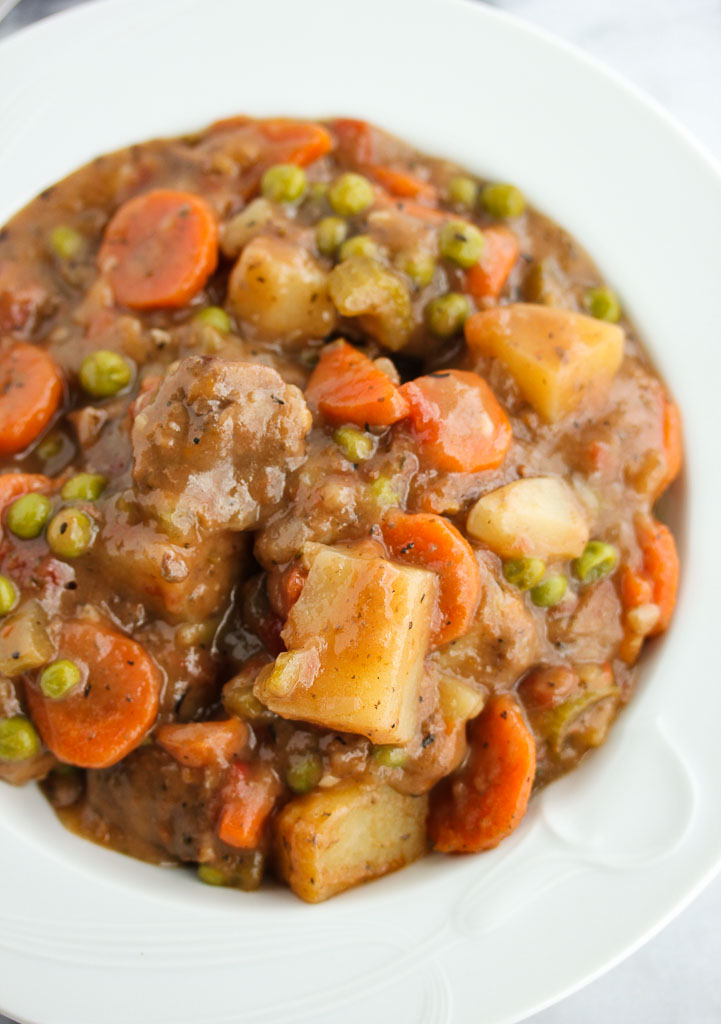 Lisa's Dinnertime Dish: Classic Beef Stew