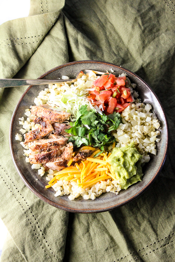Jerk chicken caribbean bowls these easy healthy jerk chicken caribbean bowls start with a flavorful spice blend and are forumfinder Image collections