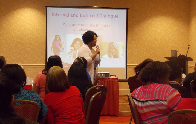 Lisa Shaw | LisaShawCares, LLC | Public Speaker