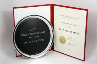 mit morgan award