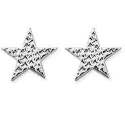 ChloBo---Sparkle-Star-Stud-Earrings
