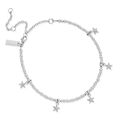 Chlobo---Mini-Cute-Multi-Star-Anklet