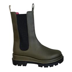 Murphys---Le-Babe---Green-Chelsea-Boot
