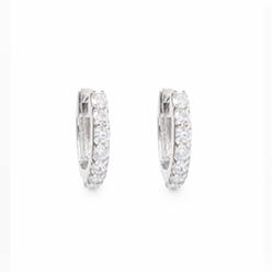 Desert-Diamonds---Huggie-Hoop-Diamond-Earrings