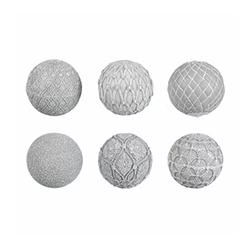 Adeline-Molloy-Design---Decorative-Grey-Balls-in-set-of-6