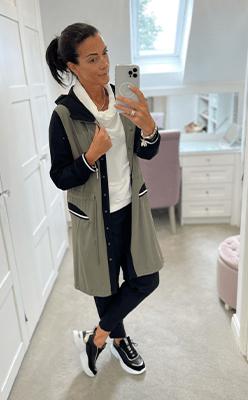 Nina's-Boutique---NAYA-Long-Line-Jacket-in-Khaki