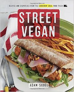 Book report street vegan recipes and dispatches from the cinnamon once upon a time there was a food truck in the city called the cinnamon snail it served super creative vegan street food sandwiches with the super forumfinder Image collections