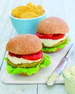 Artichoke Sunflower Burgers_PRINT