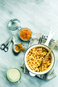 Well-crafted macaroni and cheese mix copy