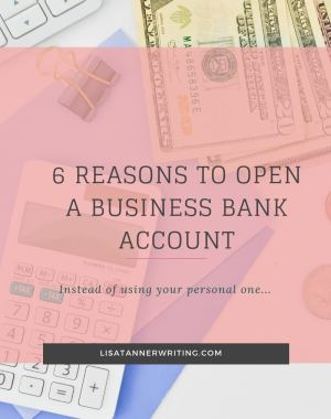 6 reasons to open a business bank account