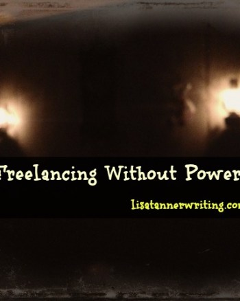 freelancing without power