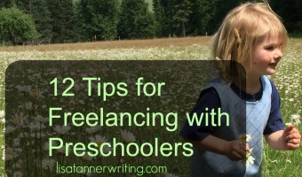 12 Tips for Freelancing with Preschoolers