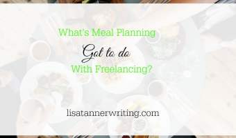 What's Meal Planning Got to Do with Freelancing?