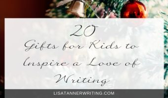 20 Gifts for Kids to Inspire a Love of Writing