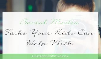 Social Media Tasks Your Kids Can Help With