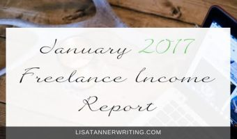 January 2017 Freelance Income Report & Taxes