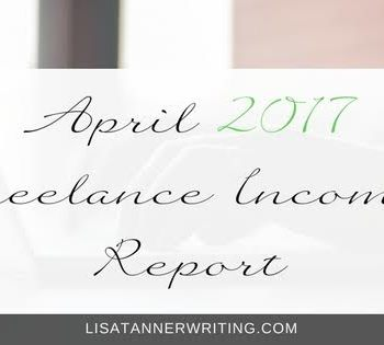 April is behind us, and it's time for another freelance income report. You really can make money working from home, even with a large family!