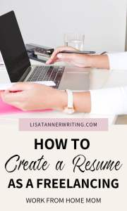 How to create a resume as a mom boss