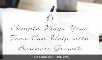 6 Simple Ways Your Teen Can Help with Business Growth