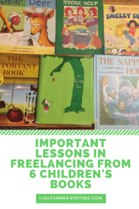 I love reading books aloud to my kids! Here are some we've been reading recently, and the freelancing lessons I've learned from them.