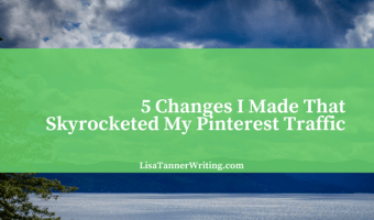 5 Changes I Made That Skyrocketed My Pinterest Traffic