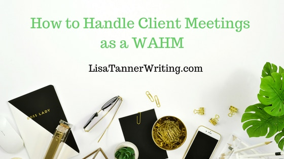 Do you dread having client meetings as a WAHM because your kids keep interfering? Here are tips.