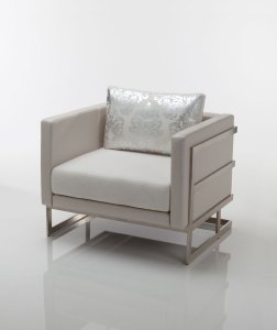 Lobby Club Chair by Lisa Taylor Designs