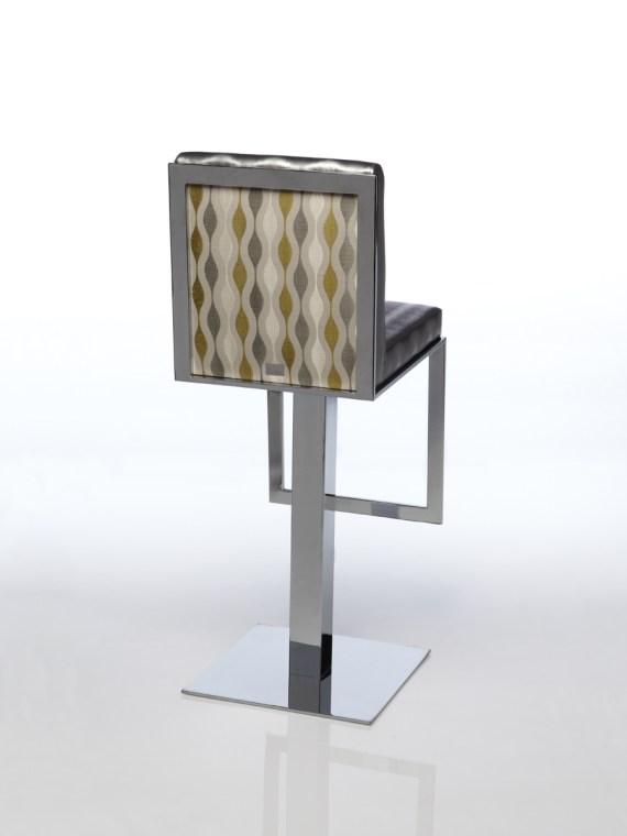 Lobby Swivel Bar Stool by Lisa Taylor Designs