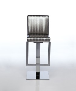 Lobby Swivel Bar Stool by Lisa Taylor Designs