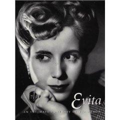 Eva Duarte de Peron, First Lady of Argentina (1946-1952)