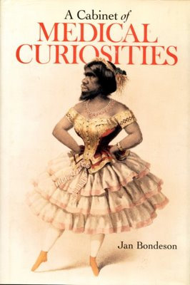 an illustration of Julia Pastrana, a Victorian stage performer who toured Europe, Canada, and the United States billed as the Bearded Lady, the Nondescript, the Ape-Woman.