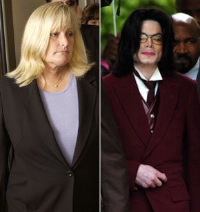 Debbie Rowe and Michael Jackson were married for 3 years.