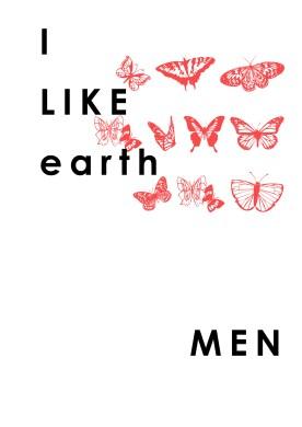I like earth men