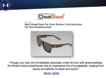 Cheat Sheet UA