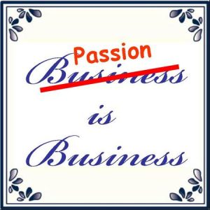 Passion gets the job done