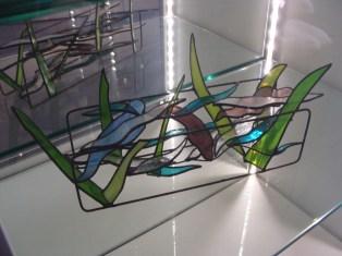 Flow, 2006, Tiffany sculpture