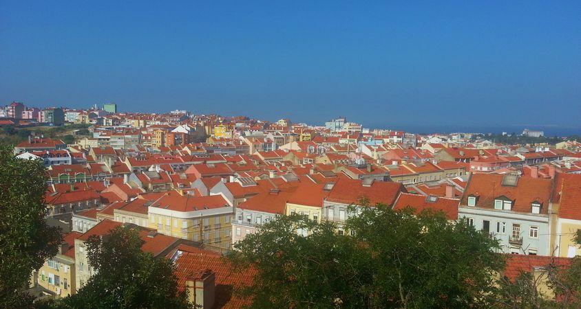 Les belvédères de Lisbonne – Penha de França