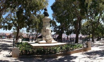 Les belvédères de Lisbonne – São Pedro de Alcântara
