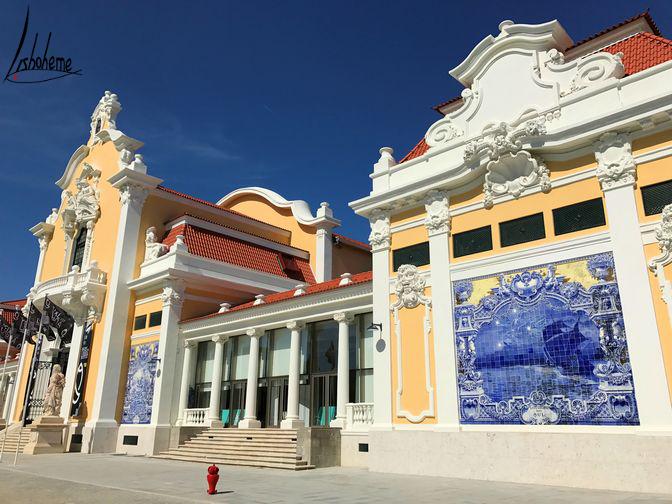 Pavillon Carlos Lopes après rénovation