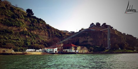 Ponto Final et Atira-te ao Rio, croisière sur le Tage.