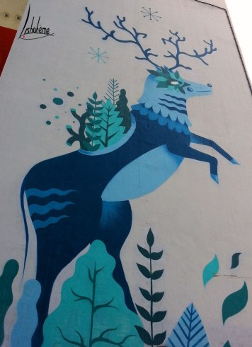 Projet Natureza Viva, pont 25 Avril, Alcântara